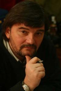 Андрей Константинов, писатель.