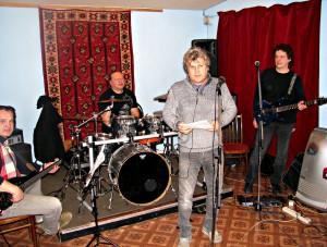 Алексей Глызин на репетиции (Фото Юлии Руденко)