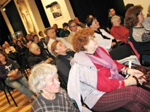 Зрители на встрече с актером, режиссером Андреем Соколовым (Фото Юлии Руденко)