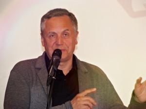 Актер, режиссер Андрей Соколов (Фото Юлии Руденко)