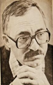 Писатель Вячеслав Сухнев