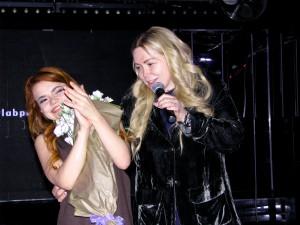 Юлия Бойко и Ирина Фриче-Бережная (Фото - Юлия Руденко)