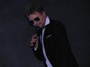 Артём Верхолашин на презентации клипа Юлии Бойко (Фото - Юлия Руденко)