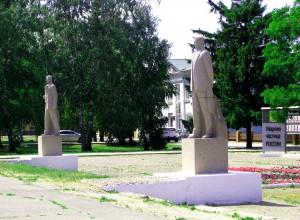 Город Уварово Тамбовской области. Фото Юлии Руденко.