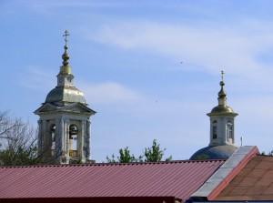 Храм Сошествия Святаго Духа Утешителя в Елани. Фото Юлии Руденко.