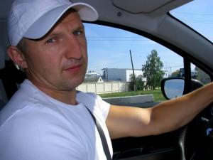 Мичман подводных сил РФ Роман Удалов. Фото Юлии Руденко.